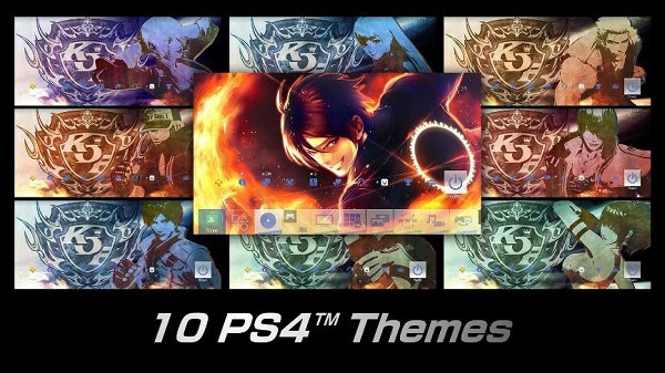 The King of Fighters XIV Ultimate Edition llega el 20 de enero a PS4 - the-king-of-fighers-xiv-ultimate-edition-10-temas