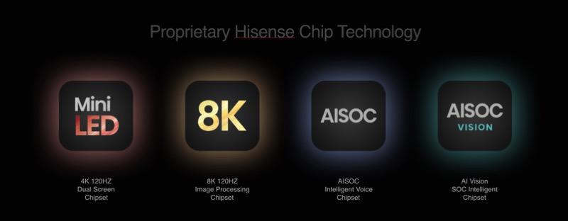 CES 2021: Hisense presenta la nueva TriChroma Laser TV - trichroma-laser-tv-hisense-1