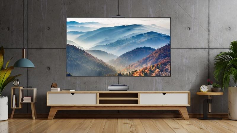 CES 2021: Hisense presenta la nueva TriChroma Laser TV - trichroma-laser-tv-hisense