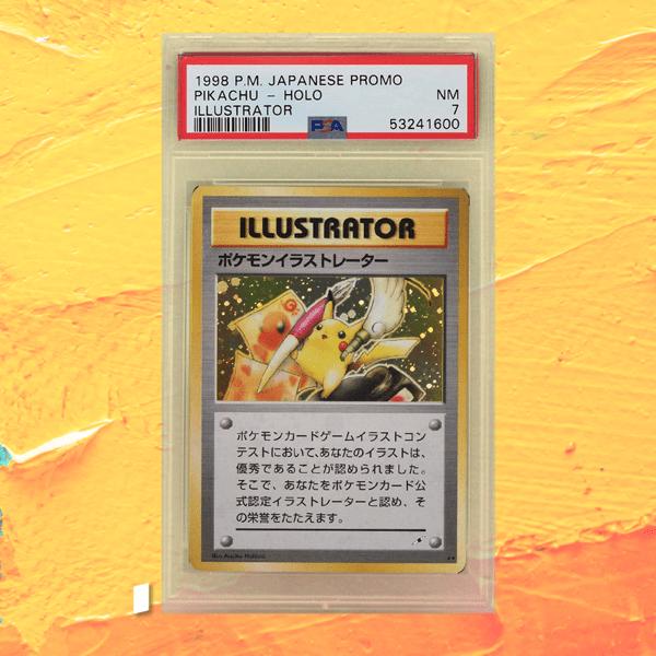 eBay publica un inventario exclusivo y datos de Pokémon para celebrar sus 25 años - 25pokemon-ebay-pikachu