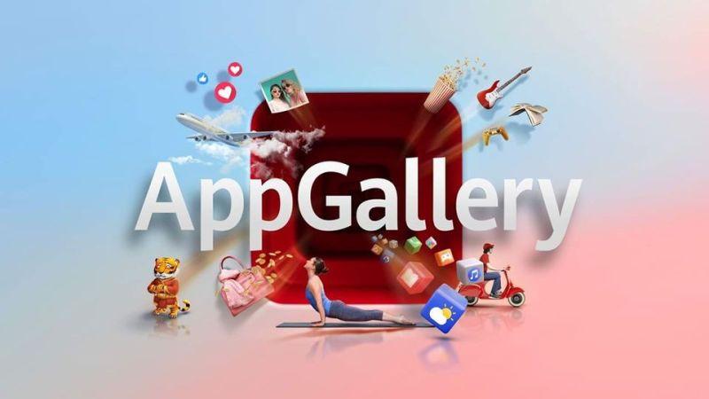 Estás son las aplicaciones que se incorporan a la AppGallery de Huawei - app-gallery-800x450