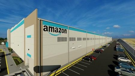 Amazon anuncia la próxima apertura de un nuevo centro logístico en el Estado de Méxicoa