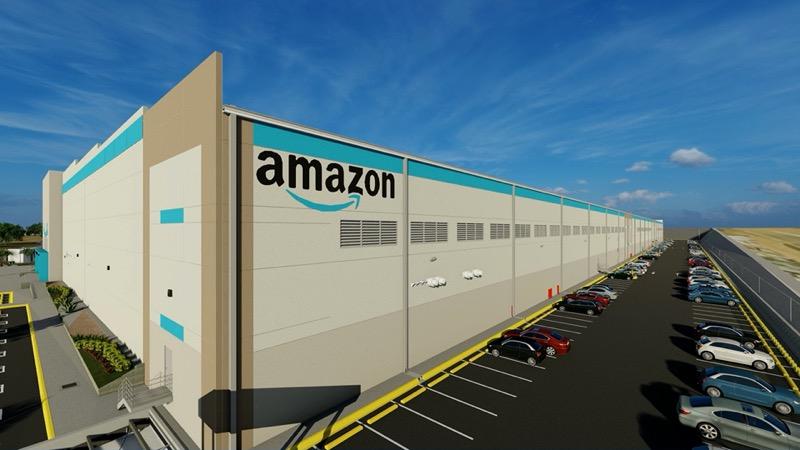 Amazon anuncia la próxima apertura de un nuevo centro logístico en el Estado de Méxicoa - centro-logistico-amazon-estado-de-mexico