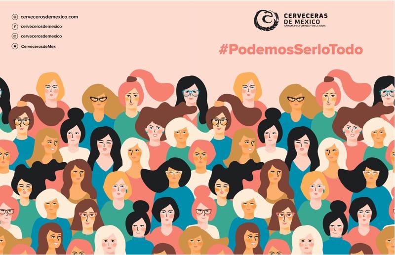 Cerveceros de México lanza la campaña #PodemosSerloTodo - cerveceras-de-mexico