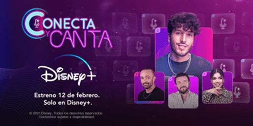 Conecta y Canta llega en exclusiva para Disney plus el 12 de febrero - conecta-y-canta