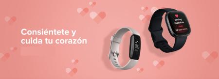 Opciones de dispositivos Fitbit para que puedas elegir el mejor regalo para esa persona especial