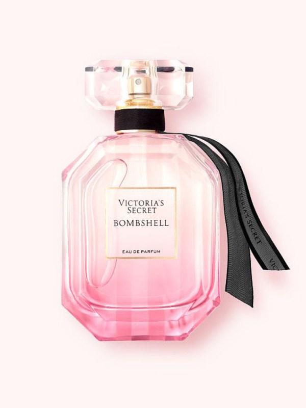 Las cuatro fragancias más populares de Victoria's Secret - fragancias-populares-victorias-secret-bomcshell-600x800