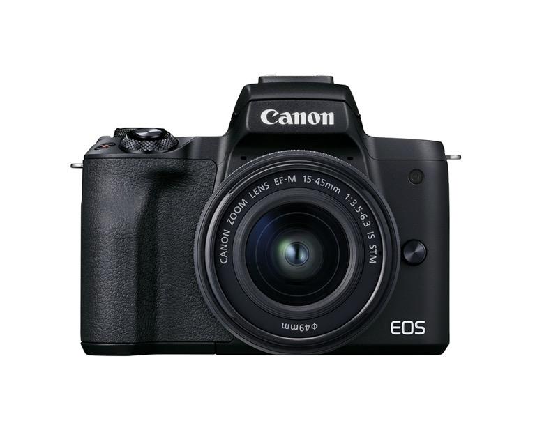 ¿Por qué elegir la nueva EOS M50 Mark II para crear contenido? Canon te lo dice en un streaming - hr-eos-m50-mkii-2-cl