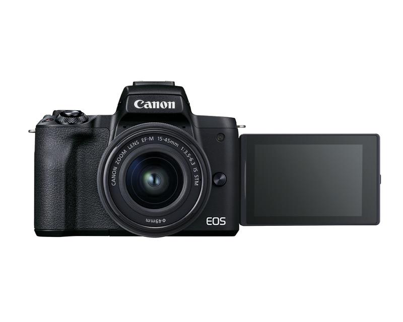 ¿Por qué elegir la nueva EOS M50 Mark II para crear contenido? Canon te lo dice en un streaming - hr-eos-m50-mkii-9-cl