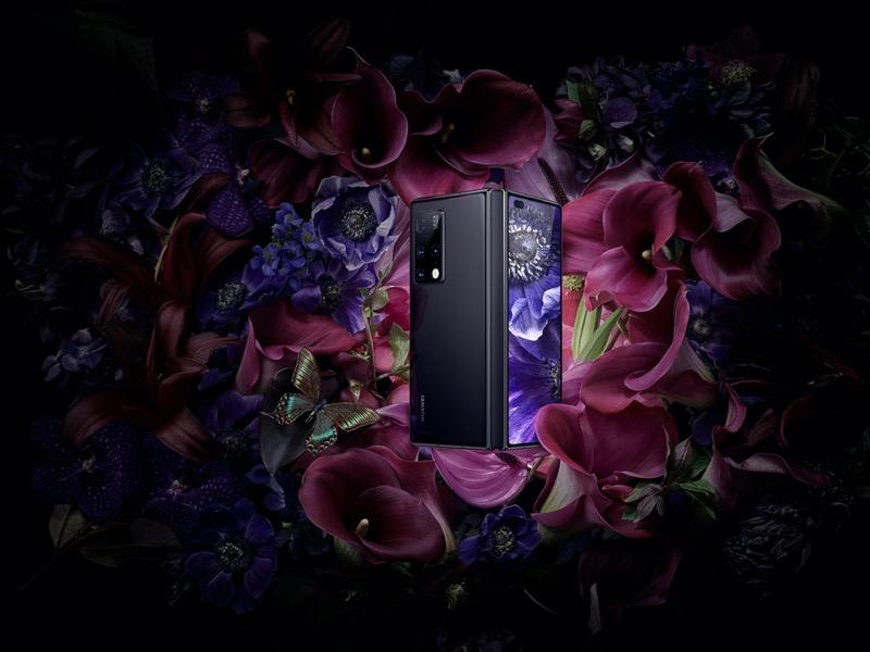 HUAWEI Mate X2, el smartphone insignia plegable de Huawei ¡Conoce sus características! - huawei-mate-x2-plegable-negro