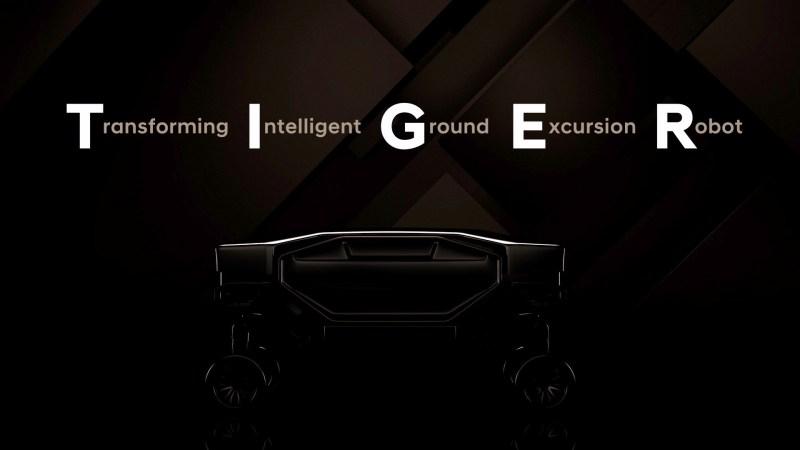 Hyundai presenta TIGER, el concepto de vehículo de máxima movilidad sin tripulación - hyundai-tiger-robot-transformador-de-excursion-en-tierra-inteligente-800x450