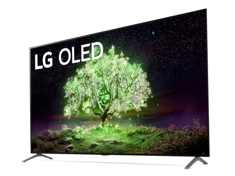 LG lanza nuevos línea de televisores 2021: OLED, QNED Mini LED y NanoCell - lg-oled-tv-a1