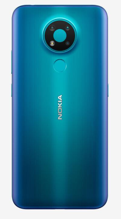Nuevo Nokia 3.4 llega a México, a un precio accesible y listo para Android 11 - nokia-34-cyan