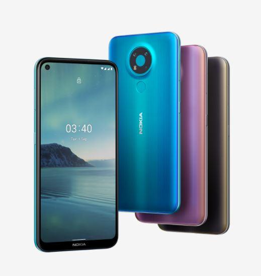 Nuevo Nokia 3.4 llega a México, a un precio accesible y listo para Android 11 - nokia-34
