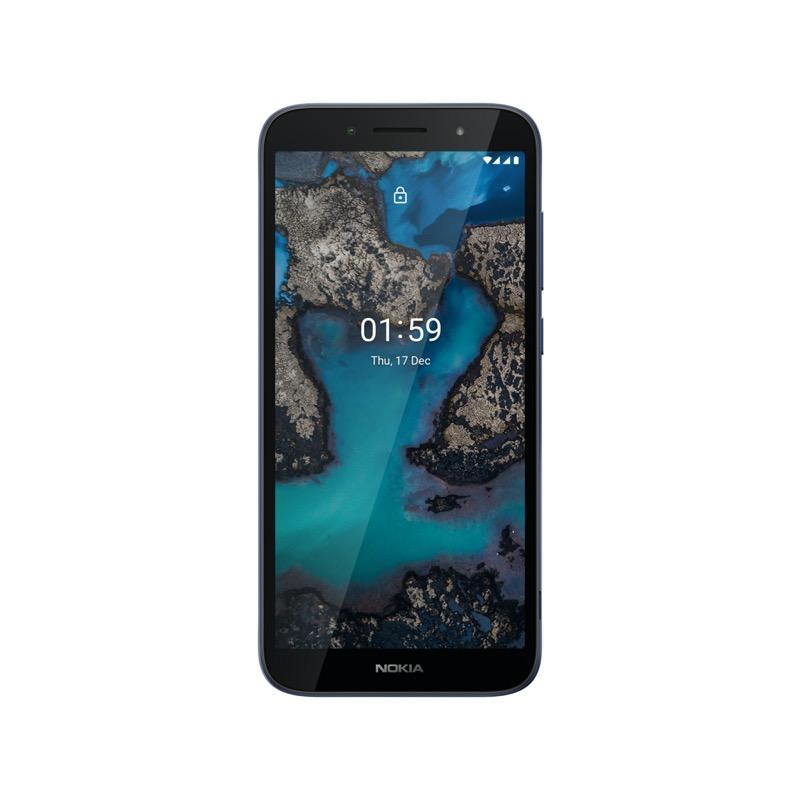 Nuevo Nokia C1 Plus con lo mejor de Android 10 ¡conoce sus características! - nokia-c1-plus-blue-800x800