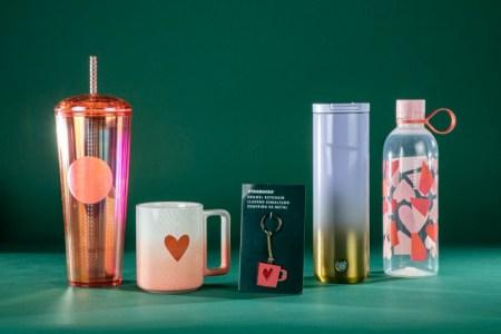 Ideas para celebra San Valentín, al estilo Starbucks