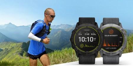 Nuevo Garmin Enduro, el reloj multideporte con GPS con una vida de batería superior