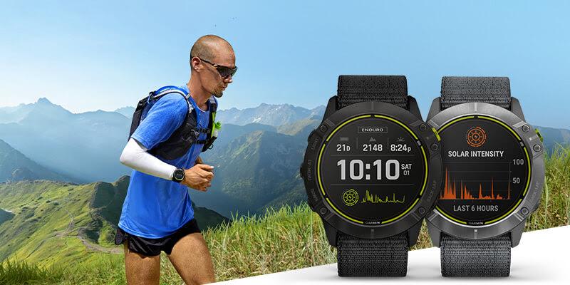 Nuevo Garmin Enduro, el reloj multideporte con GPS con una vida de batería superior - reloj-garmin-enduro