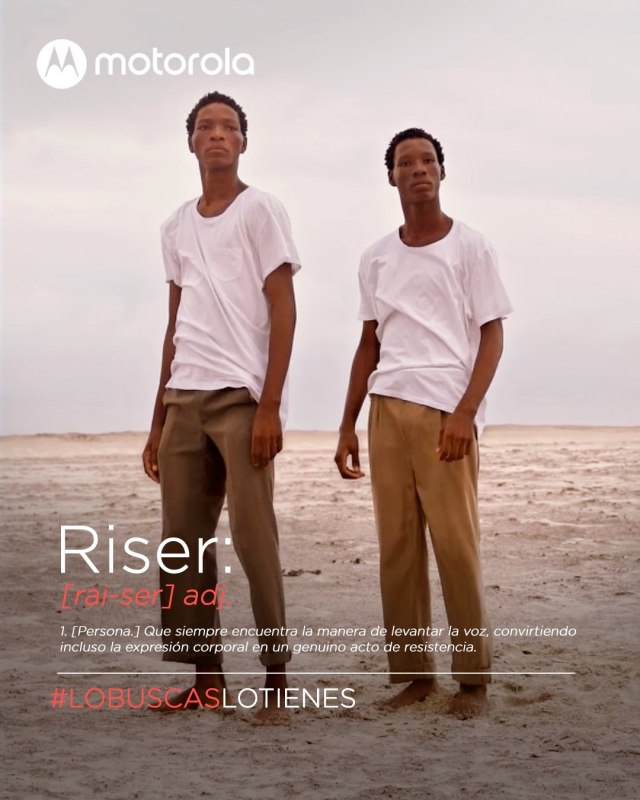 Risers: Historias reales e inspiración en la nueva campaña de Motorola - risers-motorola-2-640x800