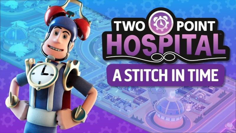 Nuevo DLC para Two Point Hospital: Una Cura a Tiempo ¡ya disponible en Steam! - two-point-hospital-una-cura-a-tiempo-800x450