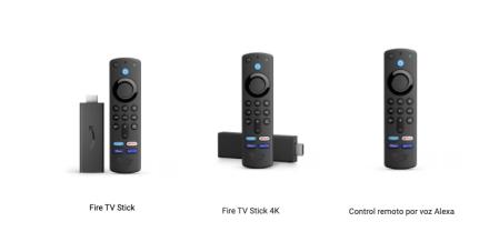 Nuevos dispositivos Fire TV llegan a México ¡Ya disponibles en pre-venta!