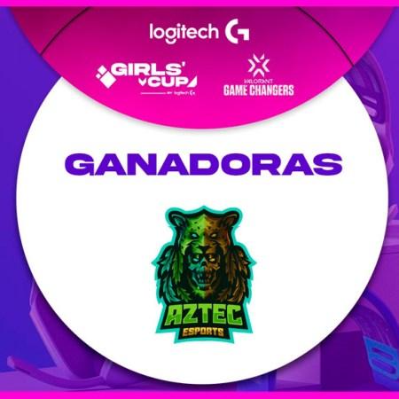 Aztec Esports gana la final de Girl's Cup, el primer torneo femenil de Valorant en México