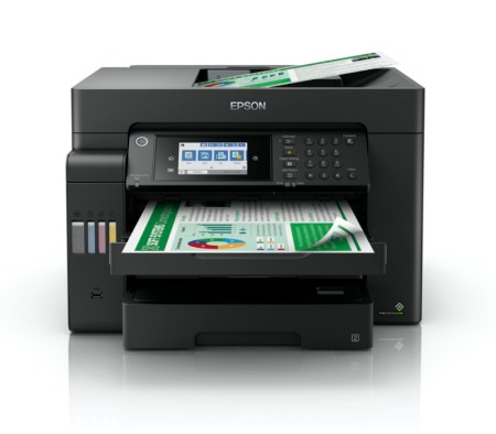 Epson México presenta multifuncional EcoTank L15150 para la impresión comercial