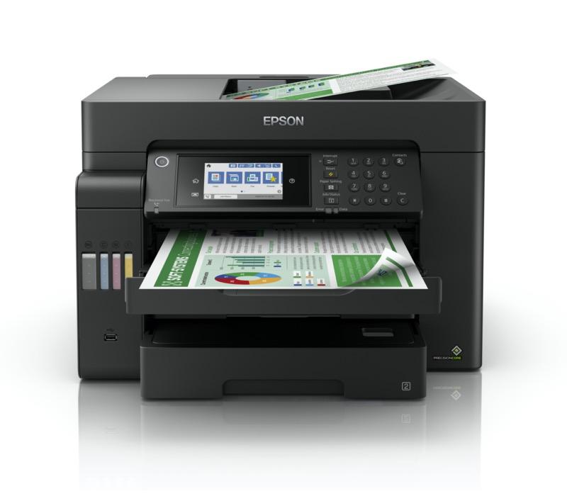 Epson México presenta multifuncional EcoTank L15150 para la impresión comercial - epson-mexico-multifuncional-ecotank-15150