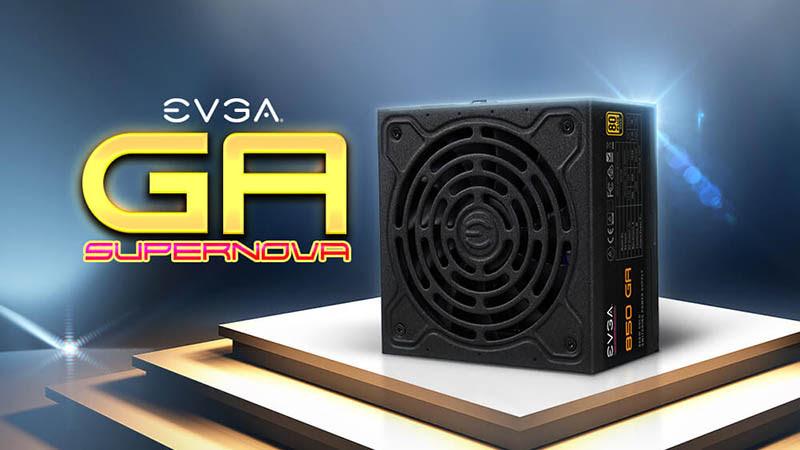 Las fuentes de poder EVGA SuperNOVA GA ¡ya disponibles en América Latina! - fuentes-de-poder-evga-supernova-ga