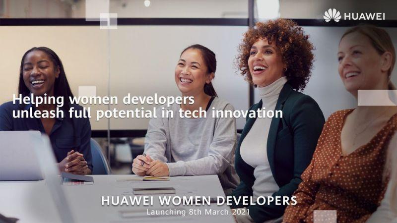 Programa Mujeres Desarrolladoras de Huawei fomenta la innovación tecnológica - huawei-women-developers-800x450