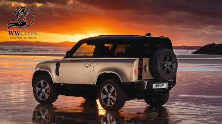Land Rover Defender ha sido nombrado Ganador Supremo en los Women's World Car of the Year 2021