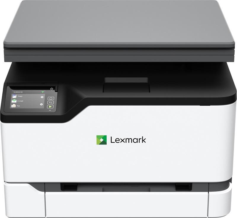 Lexmark lanza los nuevos modelos New Cloud Fax de la línea de Lexmark GO Line Series de MFPs - mc3224i