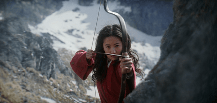 WOMEN POWER: historias inspiradoras protagonizadas por mujeres en Disney Plus - mulan