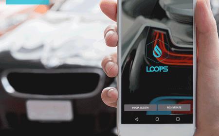 Loops: app mexicana que lava tu auto con productos biodegradables y ni una sola gota de agua