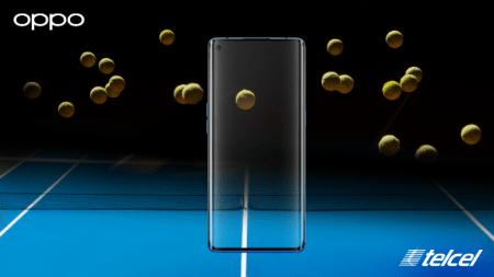 OPPO y Telcel juntos en el torneo de Tenis más importante en América Latina