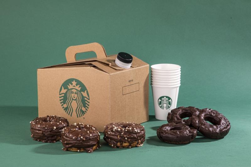 Starbucks: Ideas para armar un picnic en casa y salir de la rutina - paquetes-para-compartir-starbucks-3