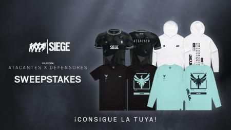 Colaboración de Ubisoft y We Are Nations para una nueva línea de ropa esports