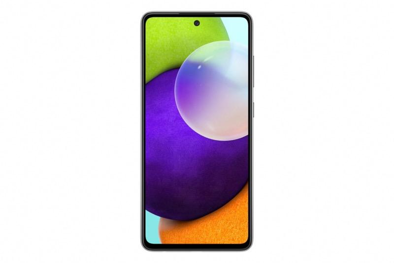 Nuevos smartphones de la Serie A de Samsung: Galaxy A72 y A52 ¡conoce sus características! - samsung-galaxy-a52-black
