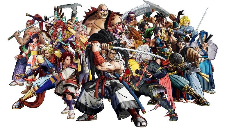 SAMURAI SHODOWN Special Edition ya está disponible para Xbox Series X|S - samurai