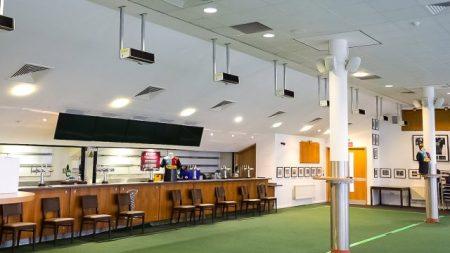 Signify instala iluminación UV-C para proteger a los jugadores del equipo Harlequins en Londres