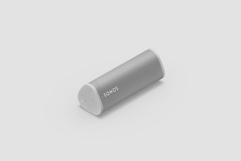 Sonos Roam, bocina inteligente ultra portátil ¡conoce sus características y precio en México! - sonos-roam-lunarwhitejpg