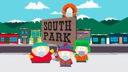 Comedy Central revela la fecha de estreno de South ParQ: episodio especial de Vacunación