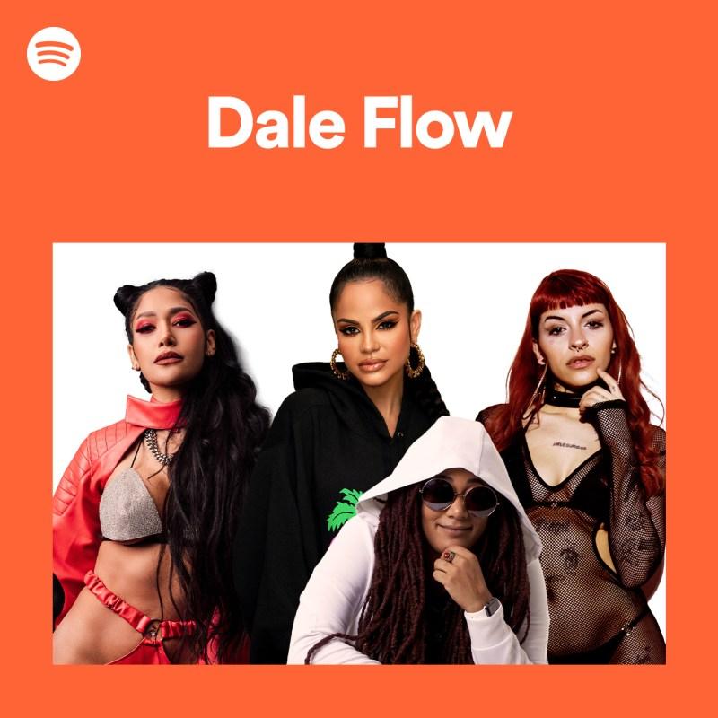 Spotify lanza EQUAL para celebrar a todo tipo de mujeres - spotify-equal-dale-flow-natti-natasha-cazzu-farina-la-duraca-800x800