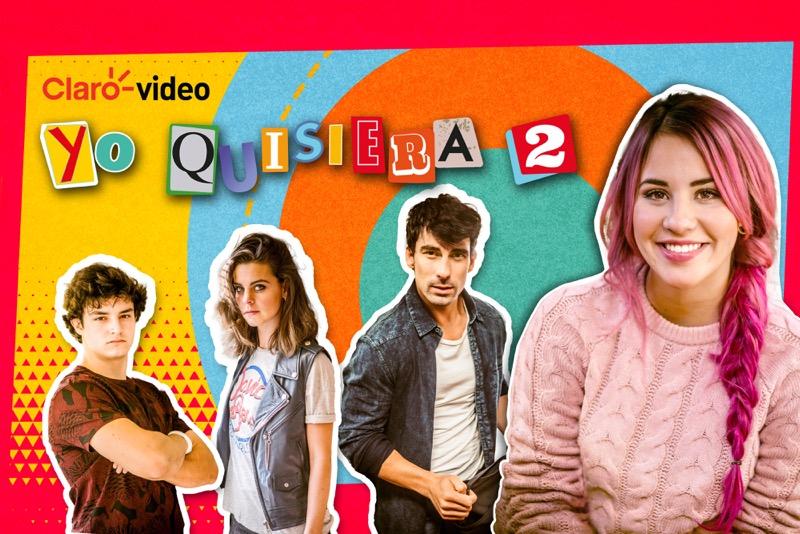 "Claro video estrena la segunda temporada de ""Yo quisiera"" - yo-quisiera-2-claro-video"