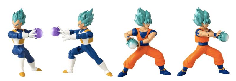 Celebrando a Goku: Bandai México anuncia festejo digital para celebra el Día de Goku - attack-collection-figuras-dragon-ball-articuladas-800x276