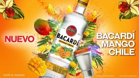 Bacardí celebra sus noventa años en México con el lanzamiento de Bacardí Mango Chile