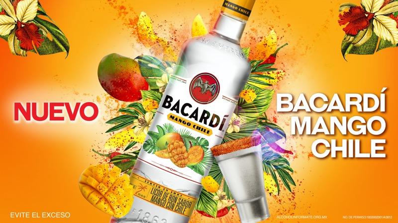 Bacardí celebra sus noventa años en México con el lanzamiento de Bacardí Mango Chile - bacardi-mango-chile-mx