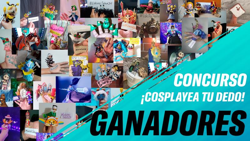 """Los campeones del concurso """"Cosplayea tu Dedo"""" de Wild Rift - cosplayea-tu-dedo"""