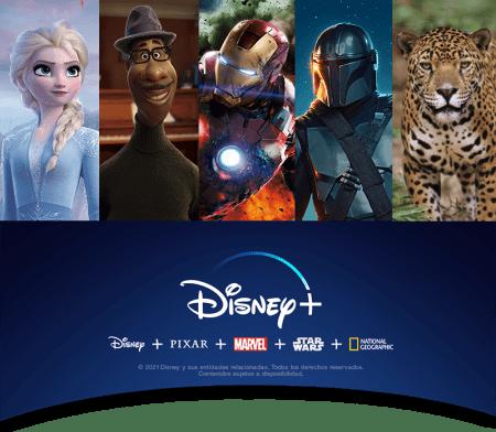 Visa anuncia acuerdo con Disney para traer la magia de Disney Plus a sus tarjetahabientes