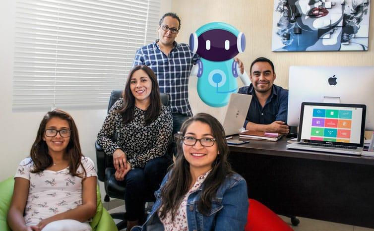 Ifcubación: la primer incubadora de empresas potenciada por inteligencia artificial - equipo-cige-mexico
